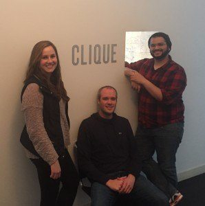 Week #1 as an apprentice at Clique University written by Apprentices