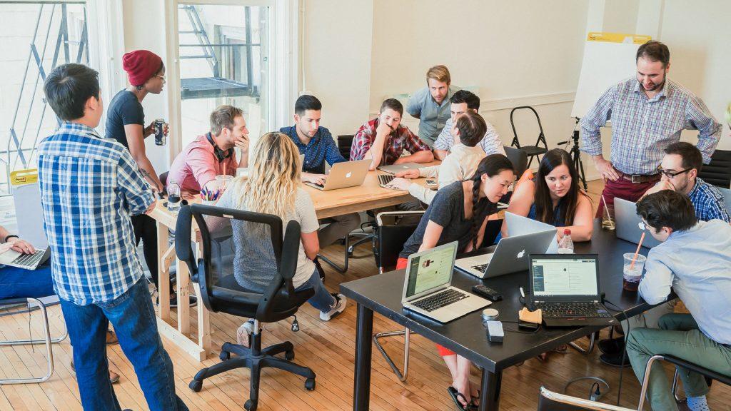 Digital Agency At Work