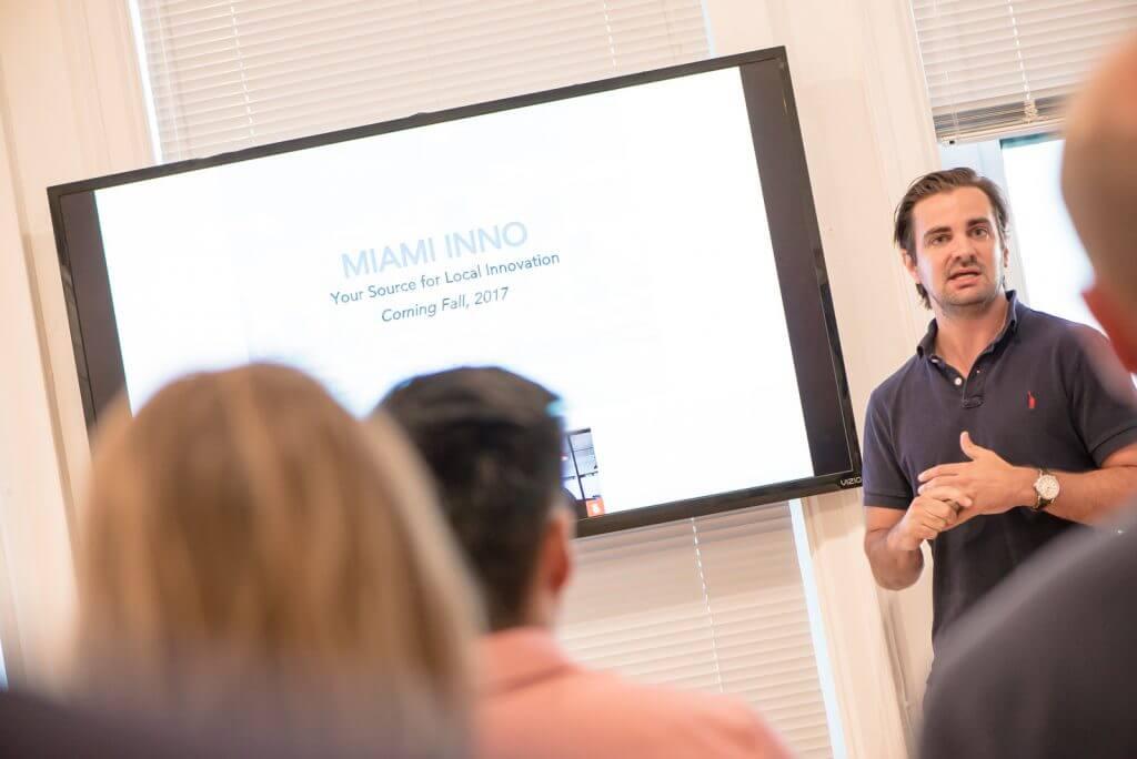 Presentation at Marketing Mornings