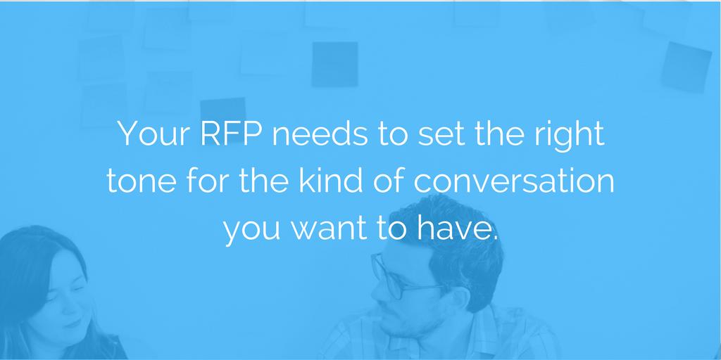 RFP - The Ultimate Guide to Writing a Request for Proposal