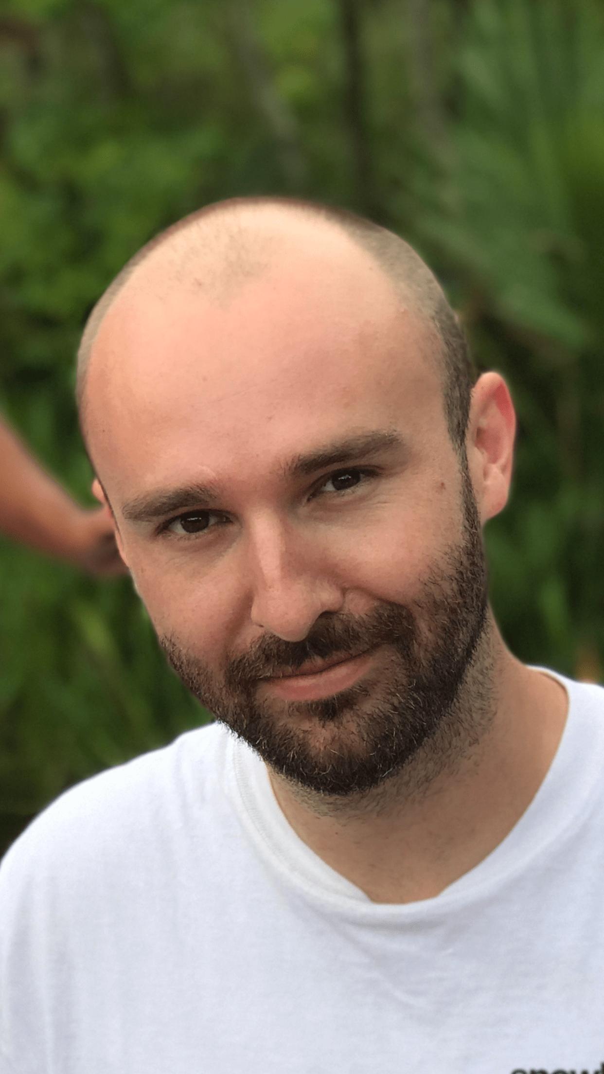 Andrew Wier headshot