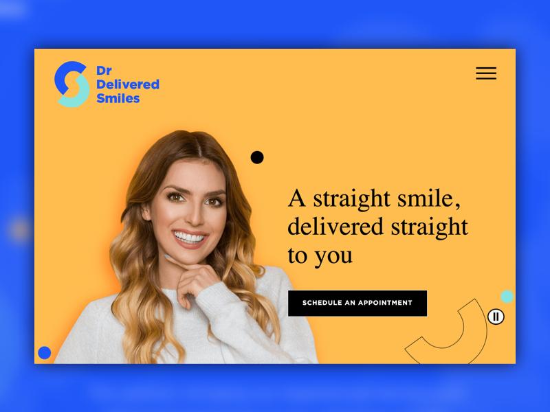 doctor delivered smiles homepage