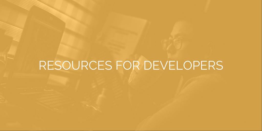 developer coding resources