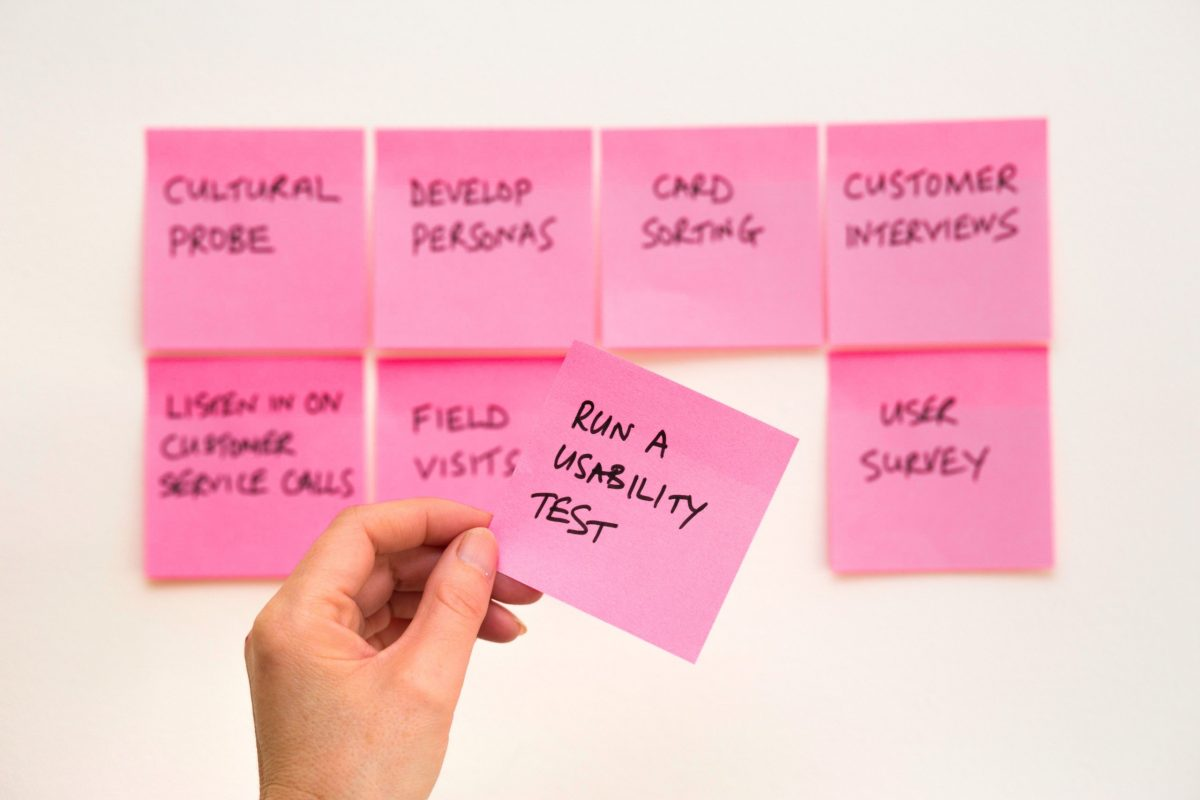 "sticky notes ""run a usability test"""