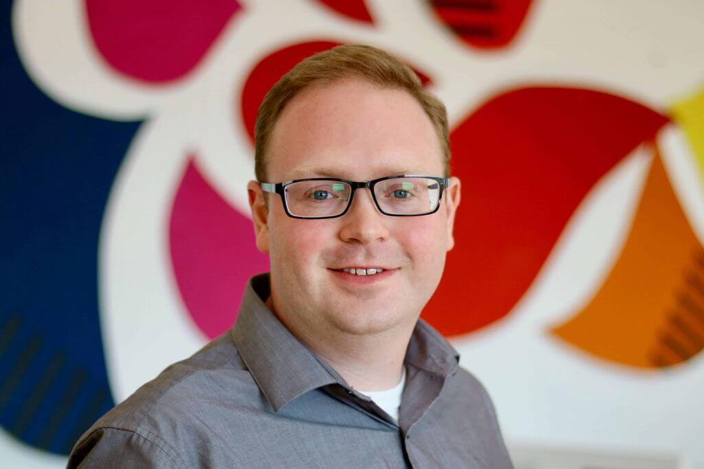Headshot of Chris Boren