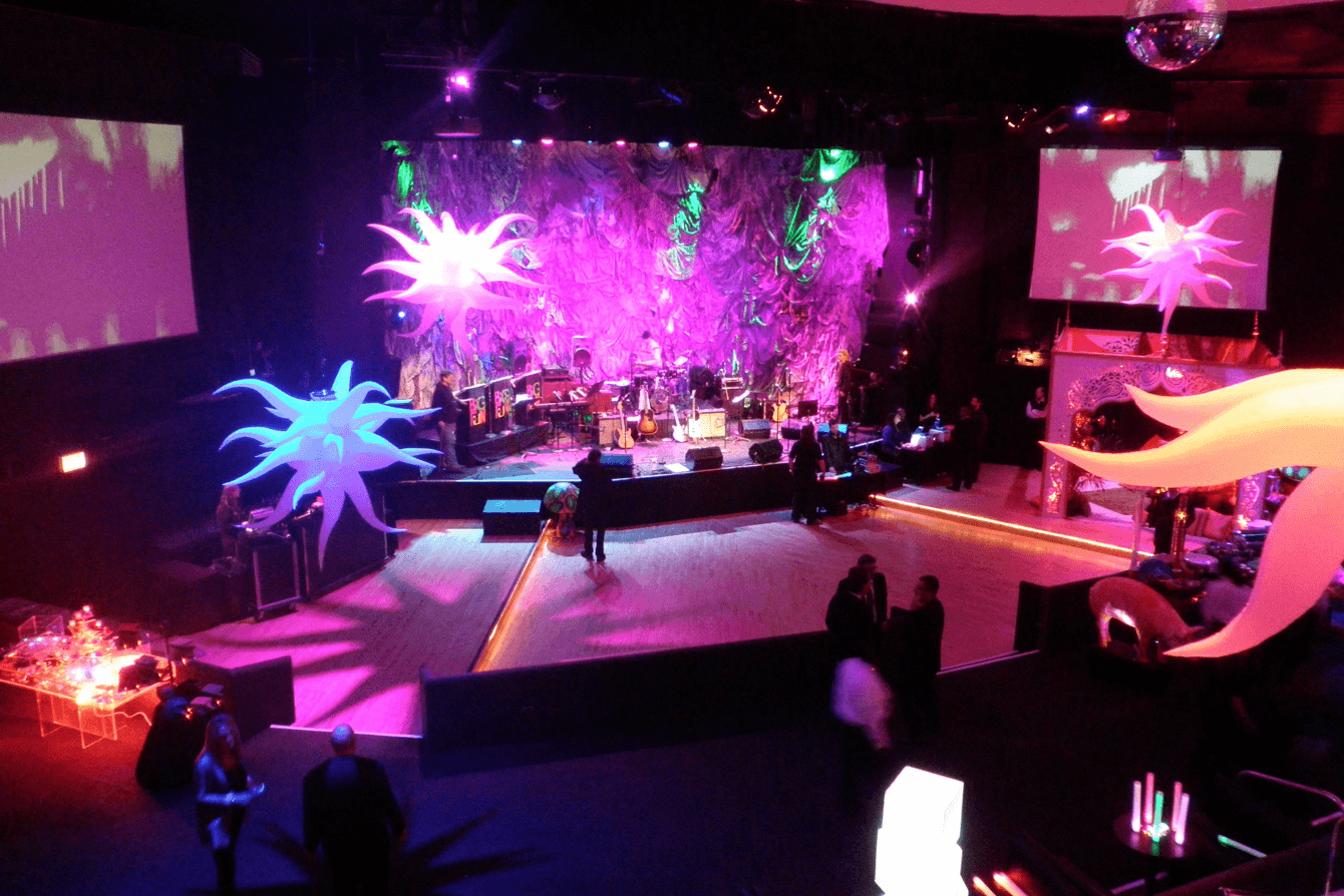 Music event at Park West