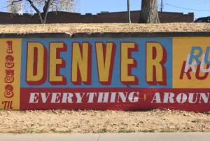 Untitled Mural in Denver