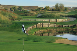 Scenic imagery showcasing the premiere golf courses