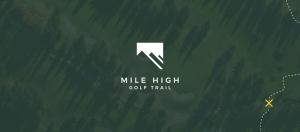 Mile High Golf Trail logo