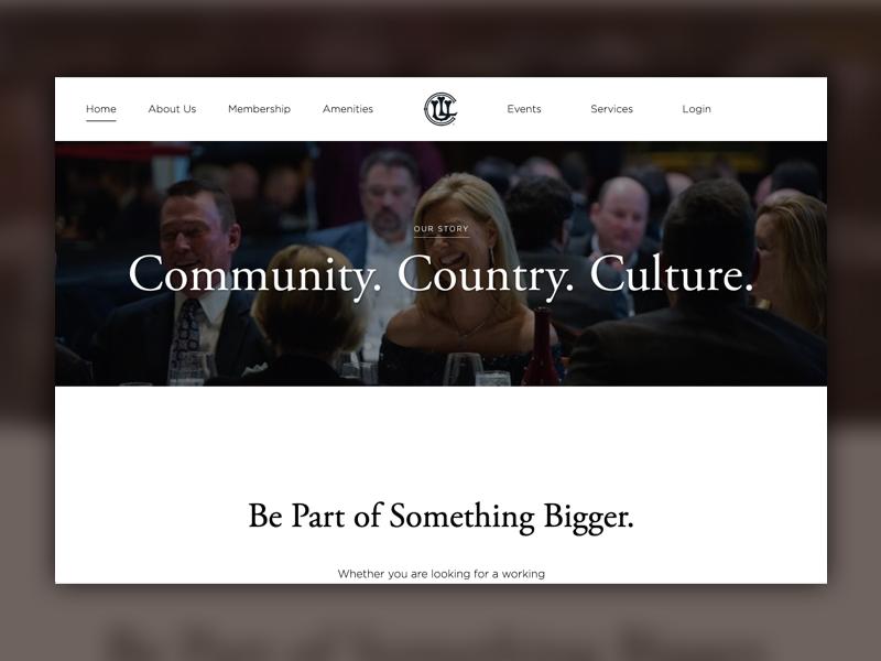 homepage of the ulcc website