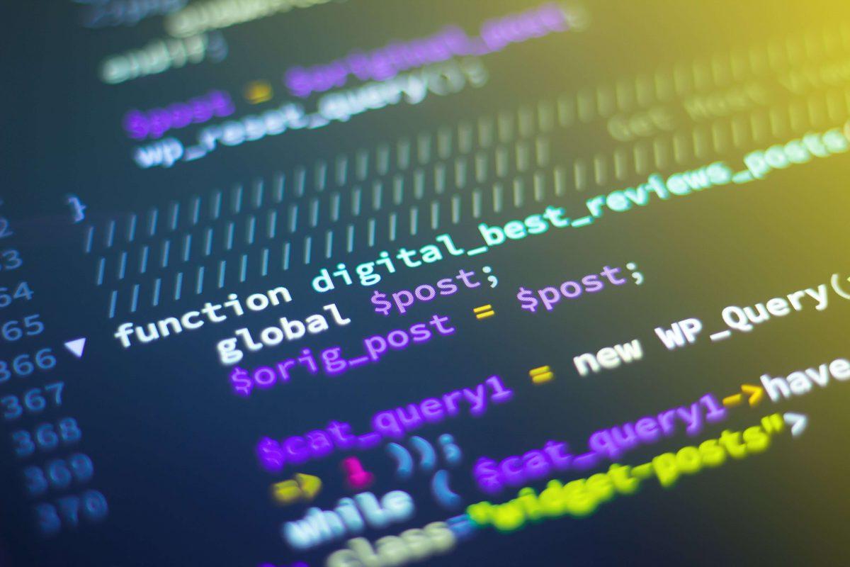 lines of computer code