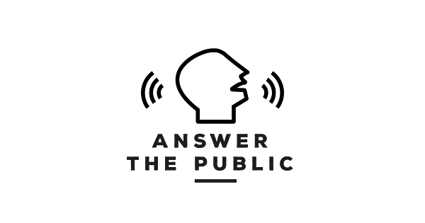 The Answer the Public Logo